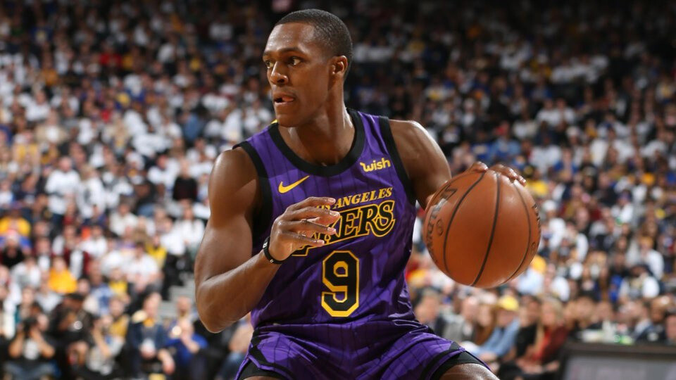 Lakers WIN Upvote Party!!! Rondo Beater!!