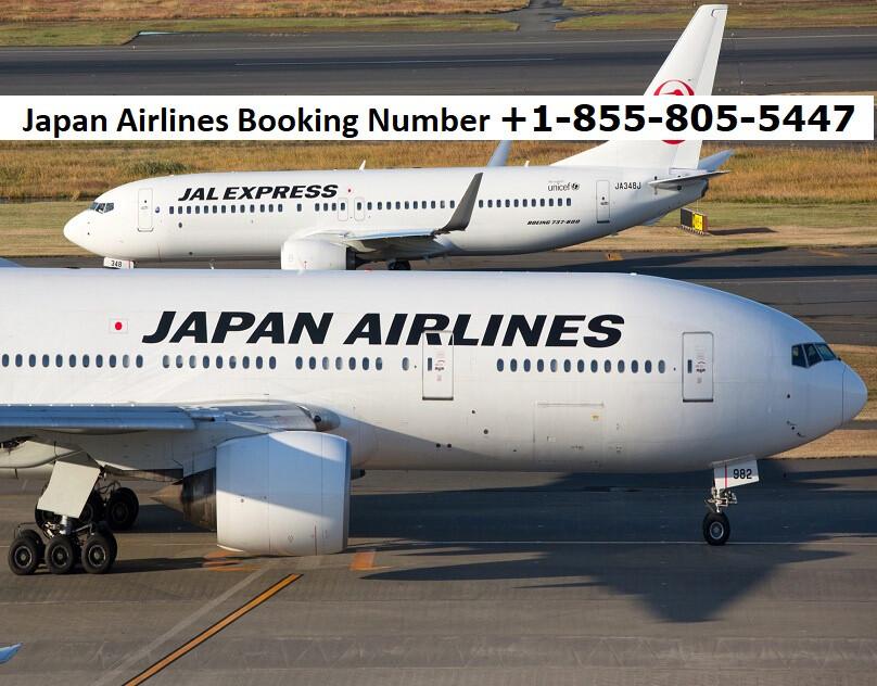 Japan Airlines Reservations Flights
