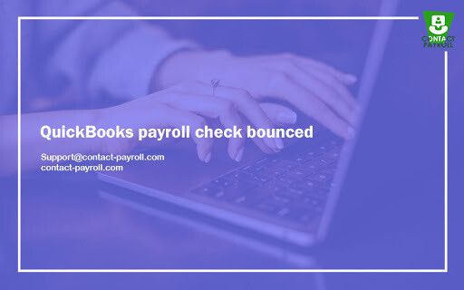 What to do if your payroll check bounces?