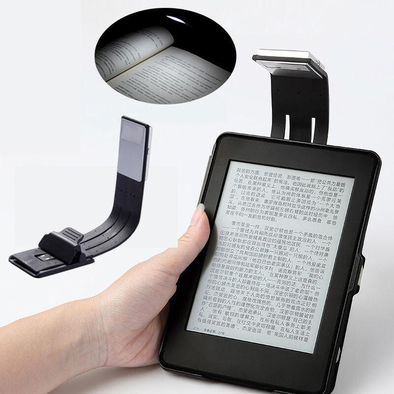 Rechargeable E-book Led Light For Kindle Paper