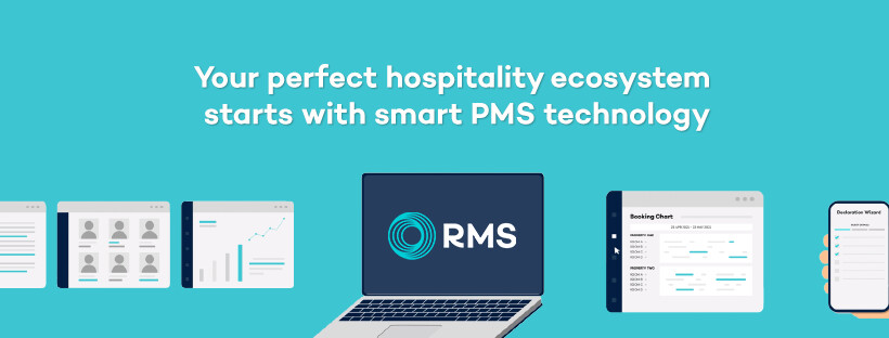 RMS Cloud brings all new cloud based property management software to the market.