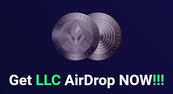 LocalCoin LLC AIRDROP 30 LLC (Aprox. 25$) + 10 LLC per referrals