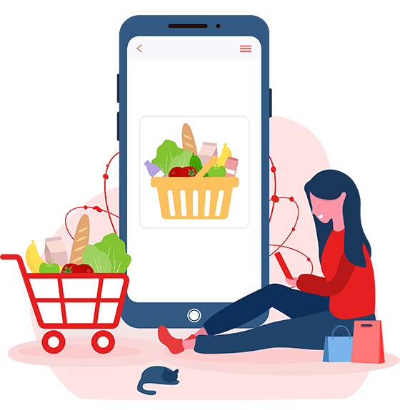 Shipt Clone: On-Demand Grocery Delivery App