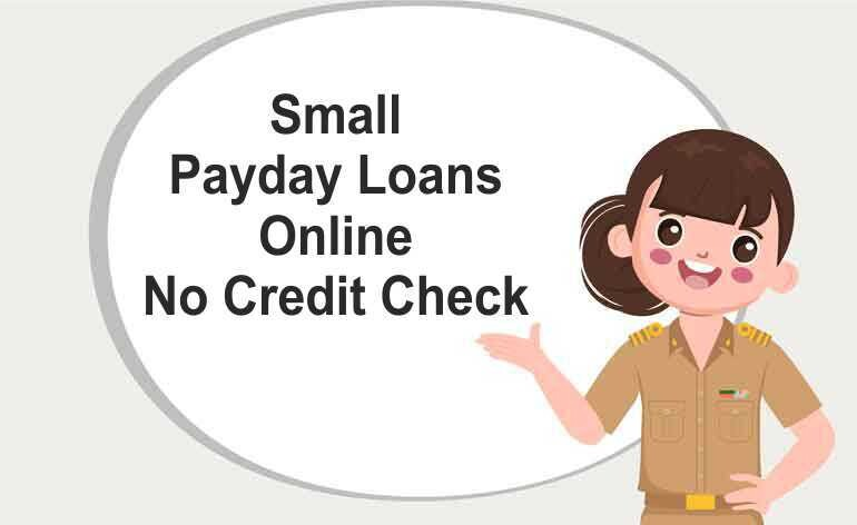 Small Payday Loans Online No Credit Check   Easy Qualify Money