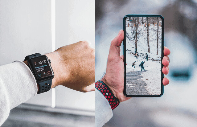 Difference Between A Standalone Smartwatch And A Smartphone