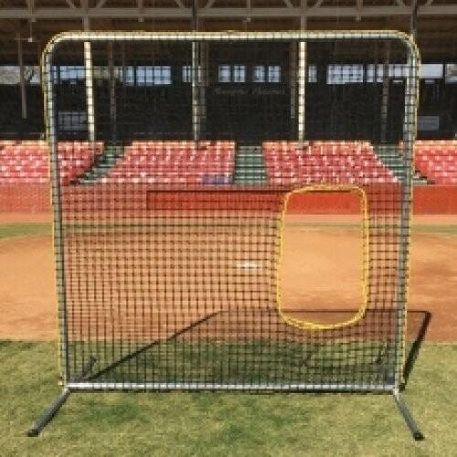 Premium Softball Pitchers' Screen