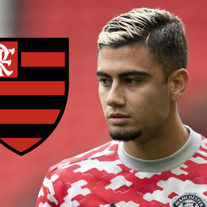 Man United outcast Andreas Pereira wants loan transfer to Flamengo to chase World Cup dream in snub to Everton