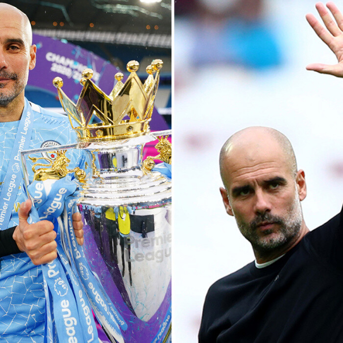 Pep Guardiola announces intention to LEAVE Man City after next season as he sets sights on international job