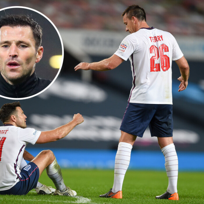 Chelsea icon John Terry so stunned by Mark Wright at Soccer Aid he sent him encouraging text to play in Championship