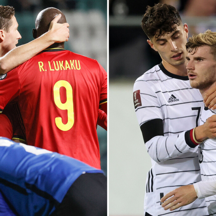 Chelsea duo Romelu Lukaku and Timo Werner both score as Thomas Tuchel's strikers find lethal touch in front of goal