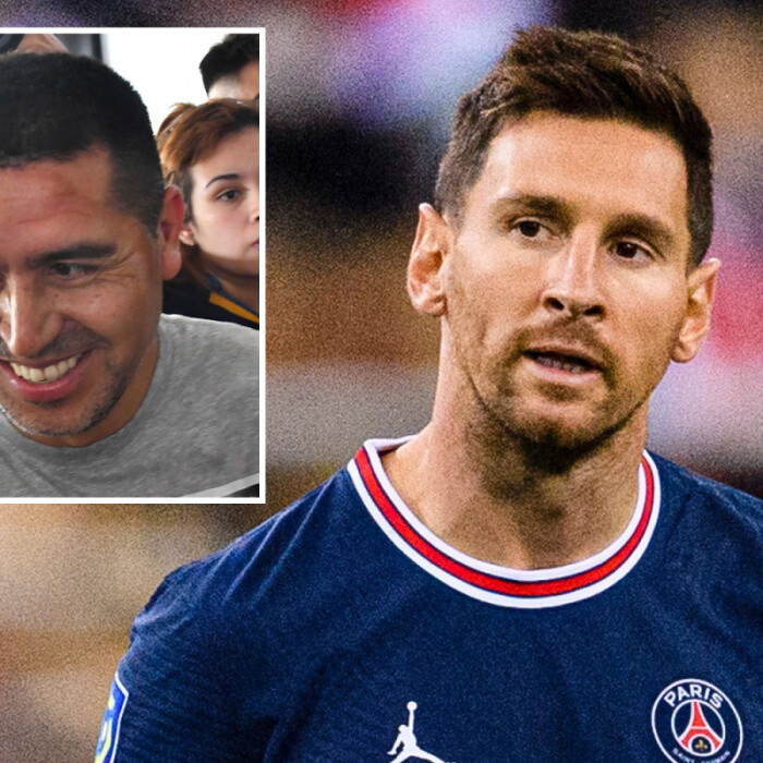 Lionel Messi tipped to return to Barcelona and retire after winning Champions League with PSG by Riquelme