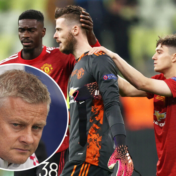 Ole Gunnar Solskjaer says his Man Utd squad have been 'sick all summer' after Europa League final shootout defeat