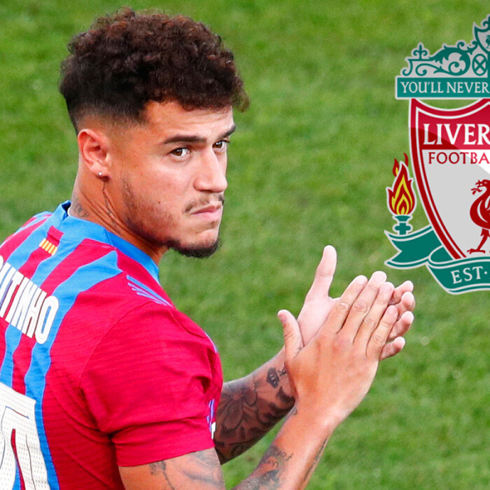 Philippe Coutinho's agent drops Liverpool return transfer hint and says Reds are 'very deeply' in Barcelona ace's heart