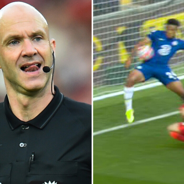 Fuming Chelsea fans launch petition to have ref Taylor removed from future games after controversial Liverpool decisions