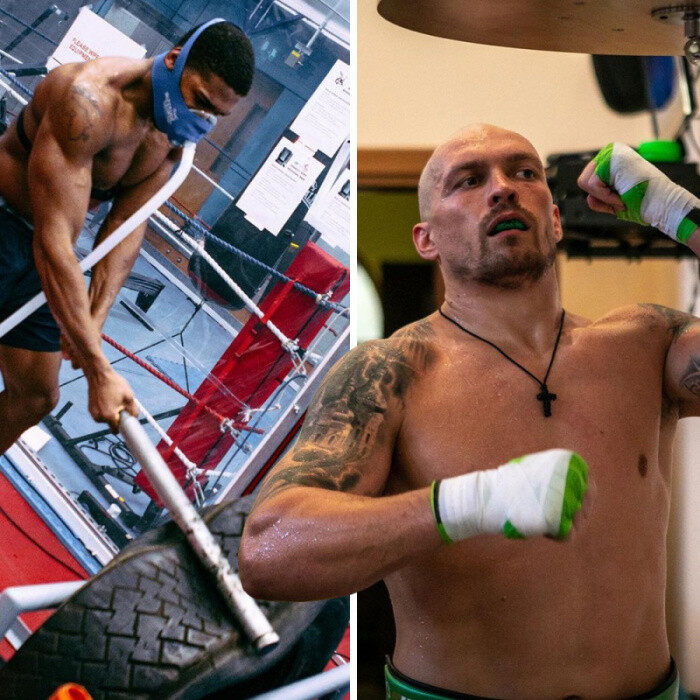 AJ to be given a 'rough ride' by Usyk but will be 'too fast' and 'too sharp' for Ukrainian, says Johnny Nelson