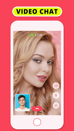New Live Video Chat 2021 App for lovely singles to find your date