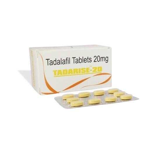 Tadarise : Best ED solution
