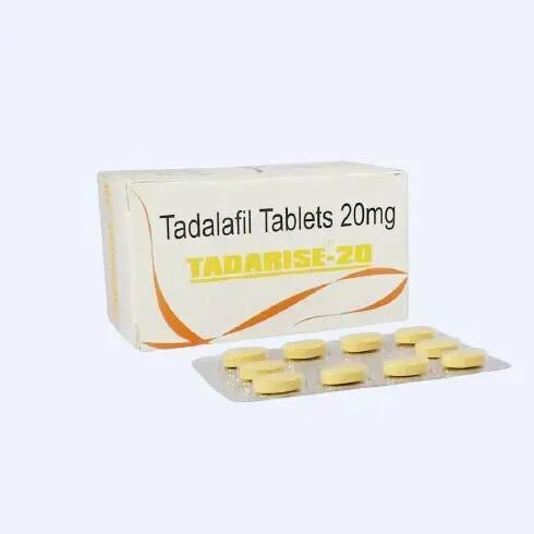 Buy Online Tadarise 20 From Best Pharmacy: Primedz