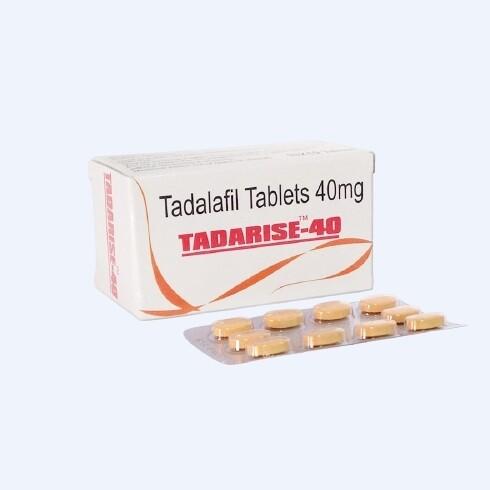 Tadarise 40 Mg   Tadalafil   It's Side Effects