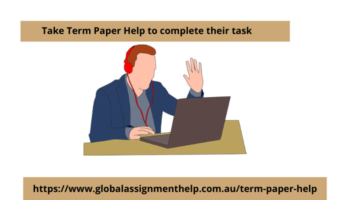 Take Term Paper Help by Experts