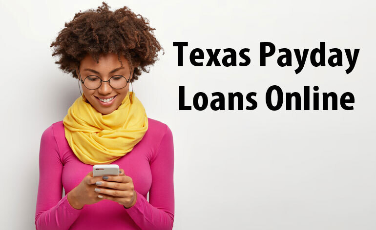 Texas Payday Loans Online| Easy Qualify Money