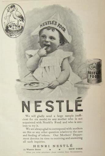 1904 Nestle ad