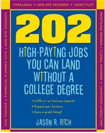 202 High Paying Jobs You Can Land Without a College Degree