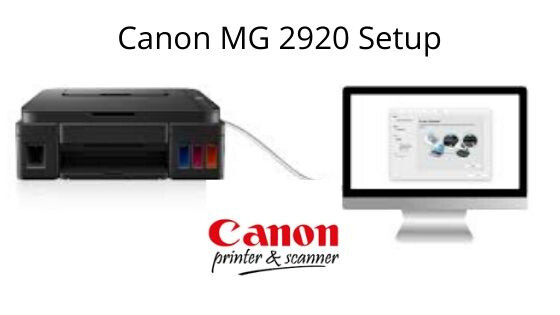 How to Connect Canon mg2920 to WiFi?