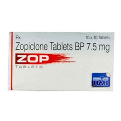 Consult a physician before buying Zopiclone 7.5mg Sleeping Pill