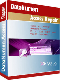 Free Access Repair Software for PC by DataNumen