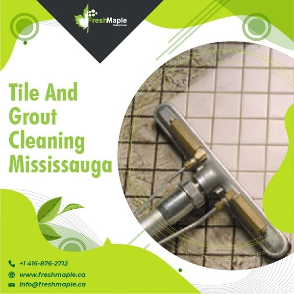 Tile and Grout Cleaning in Mississauga, Ready to Clean the Tough Stains