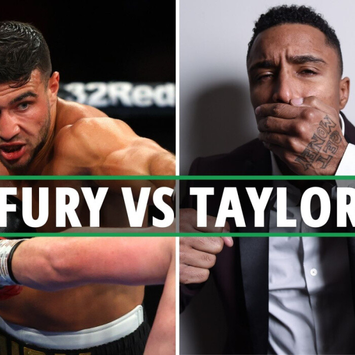 Tommy Fury vs Anthony Taylor date: UK start time, live stream, TV channel, ring walks & fight rules