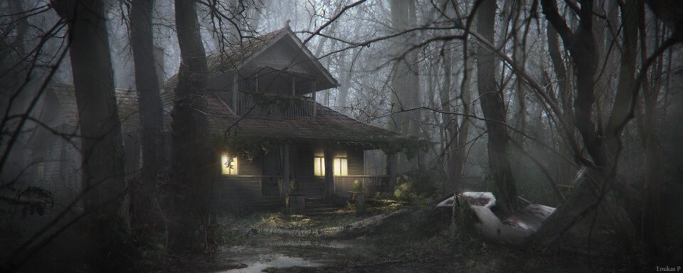The House by Loukas Panagioths