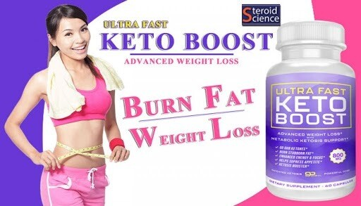 What is Ultra Fast Keto Boost UK support results?