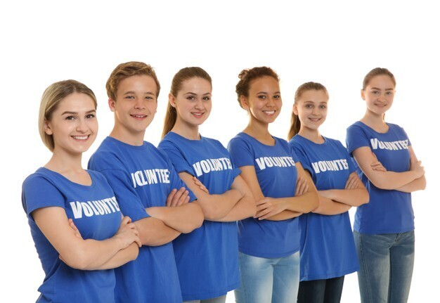 What are the importance of branded uniform for charities